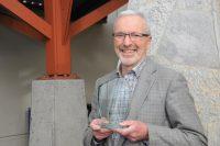 Len Doray - JA Award