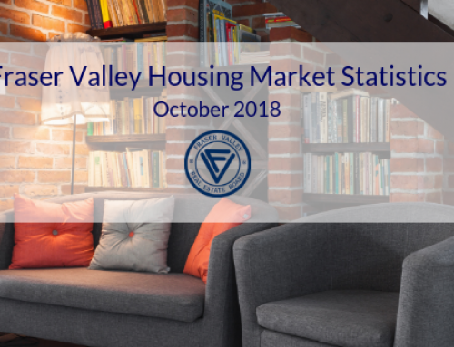 October brings slight bump to sales for Fraser Valley
