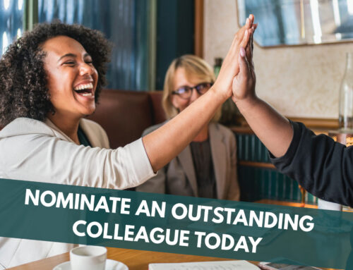 Time to nominate your 2021 Professional of the Year