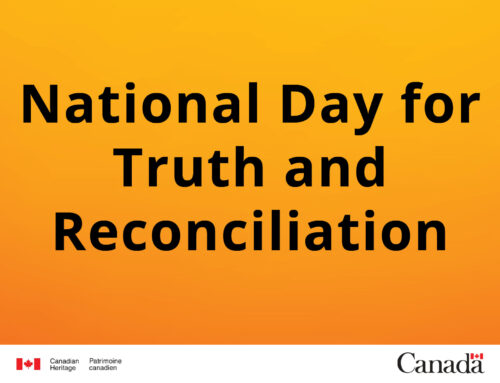 September 30, 2021, Office Closure National Day for Truth and Reconciliation