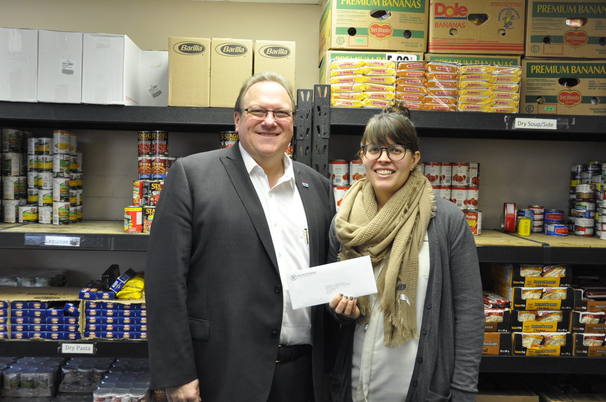 Food banks receive $32,500 from Fraser Valley REALTORS®
