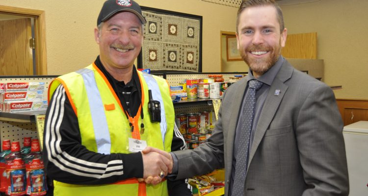 Fraser Valley REALTORS® donate $25,000 to local food banks
