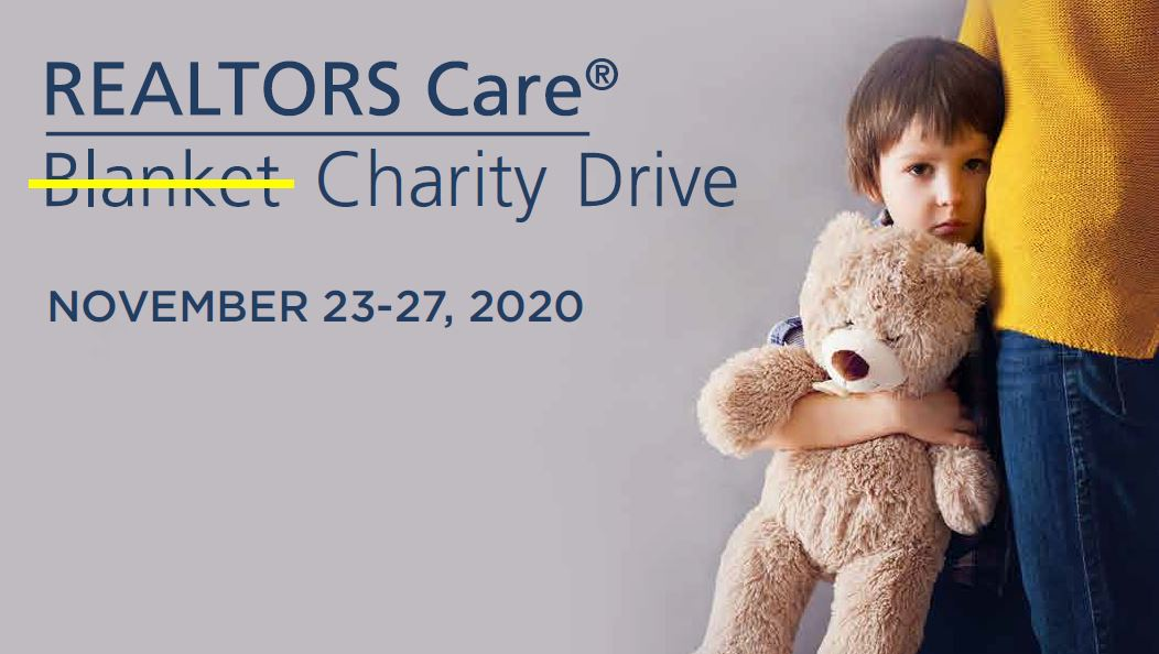 Introducing a COVID-safe REALTORS Care® Blanket Drive