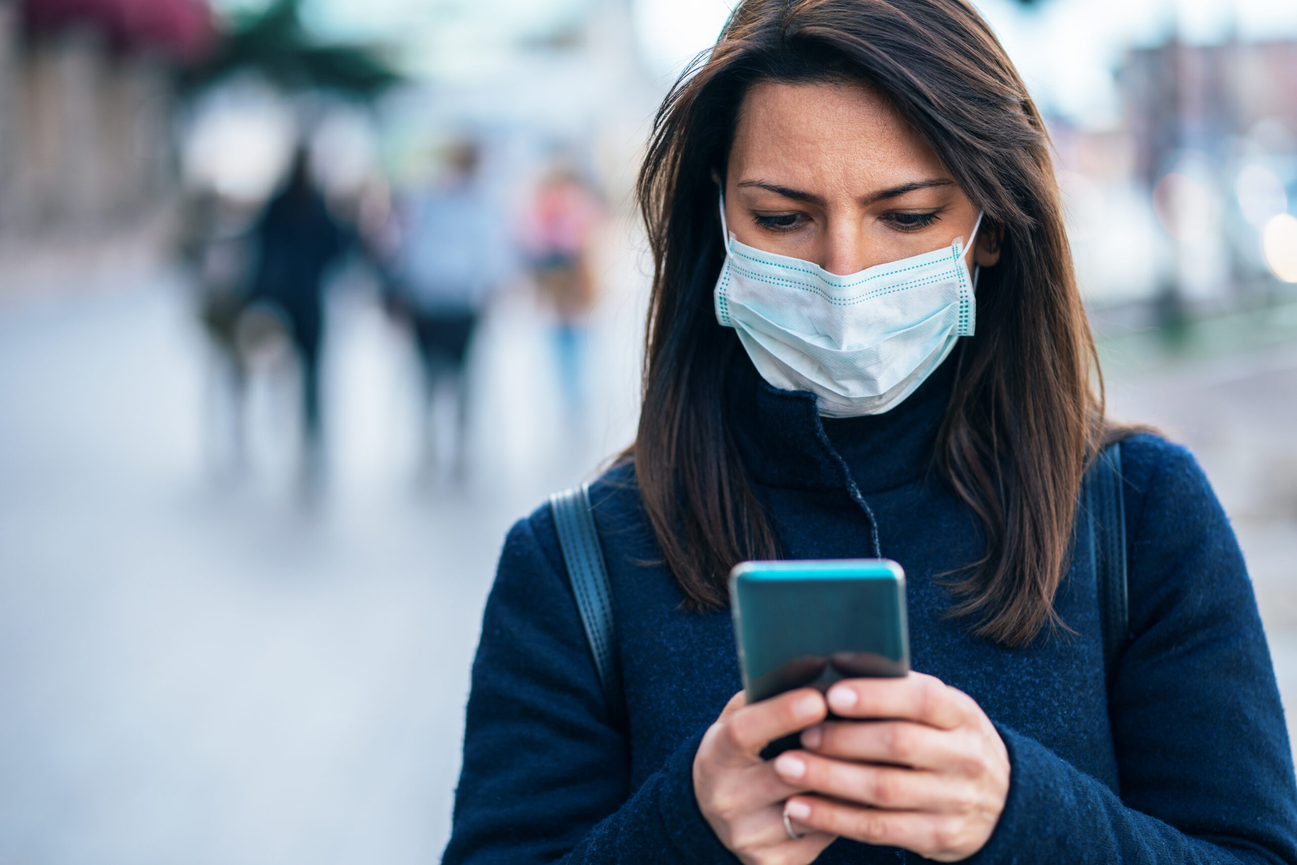 Are you using a safety app? You should