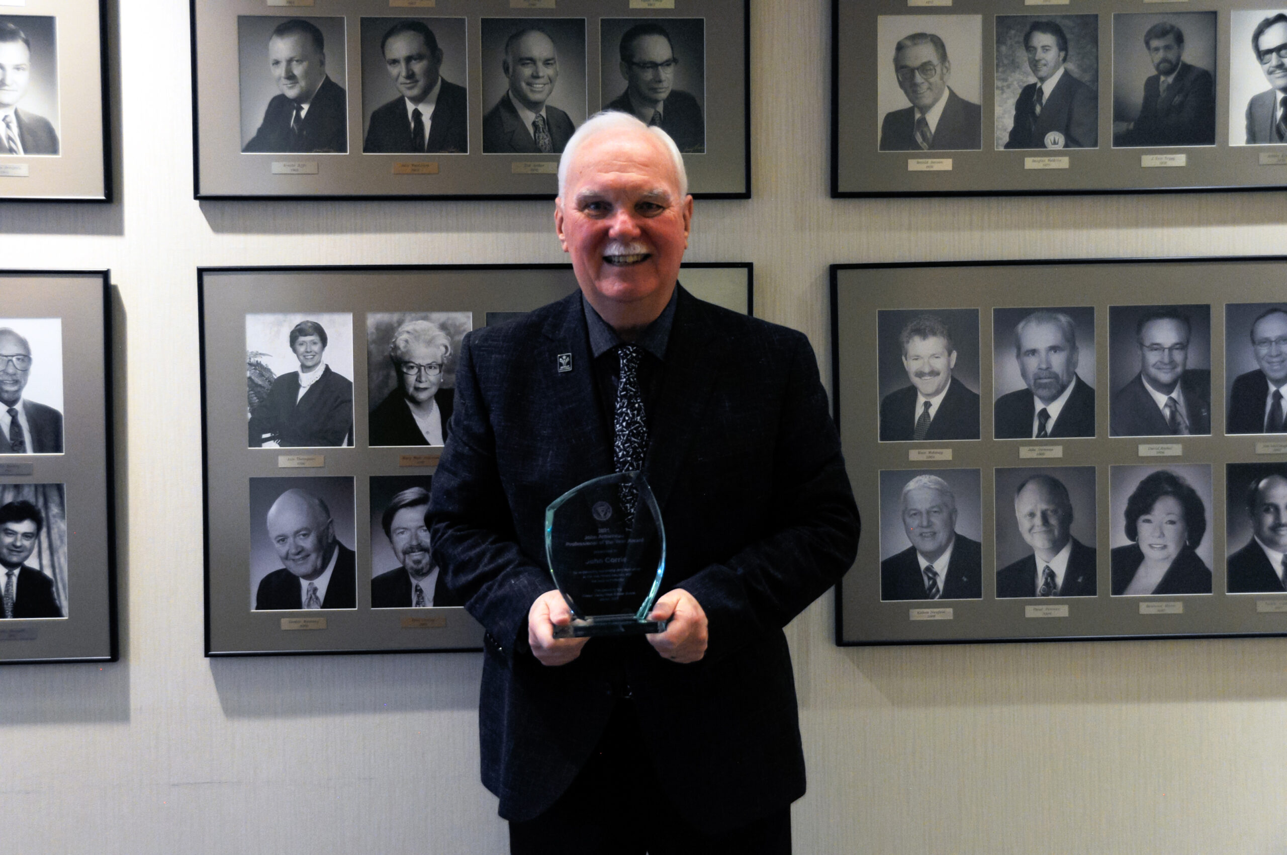 Five decades and counting! Meet FVREB's 2021 Professional of the Year