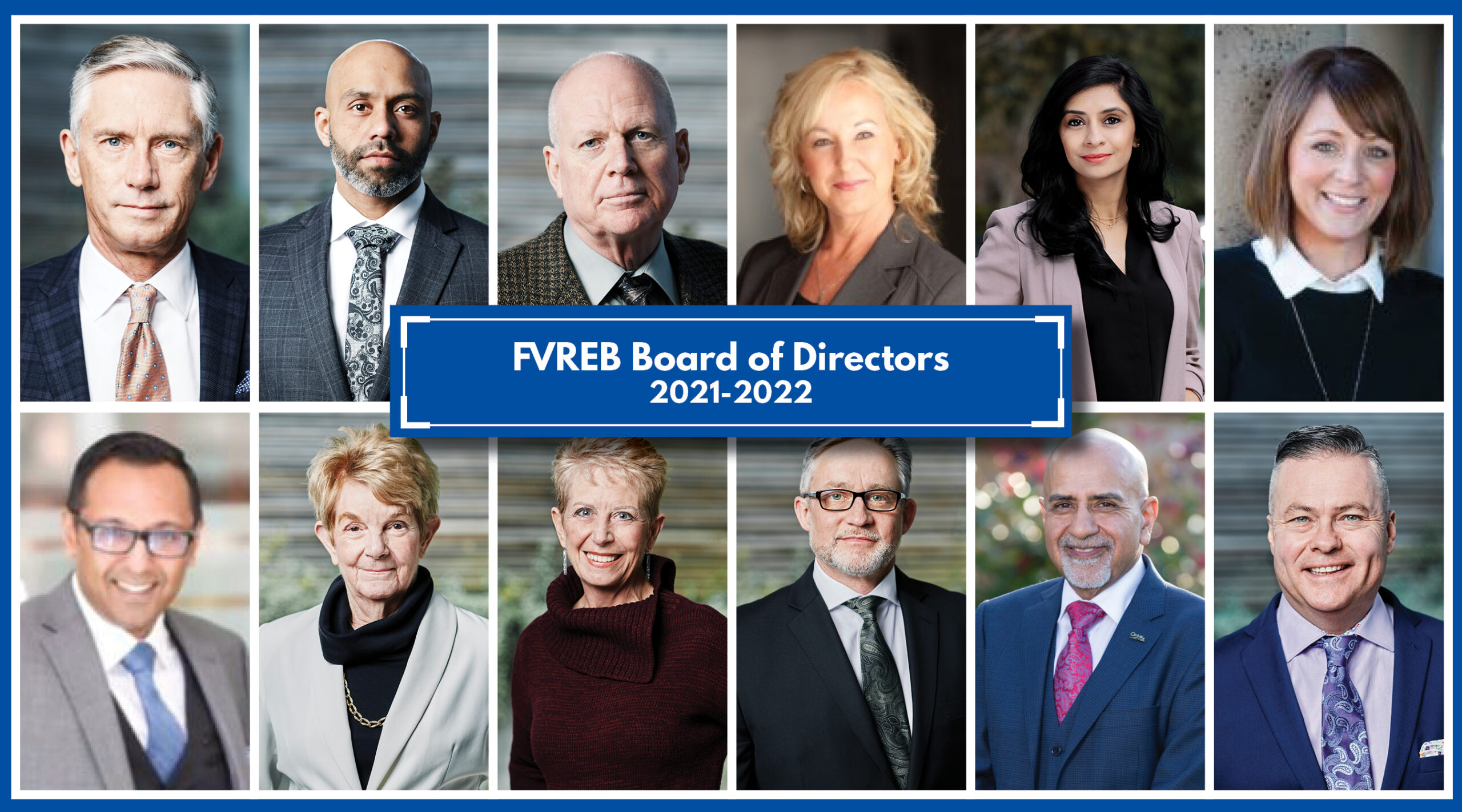 FVREB elects 2021/2022 Board of Directors; names Abbotsford REALTOR® professional of the year
