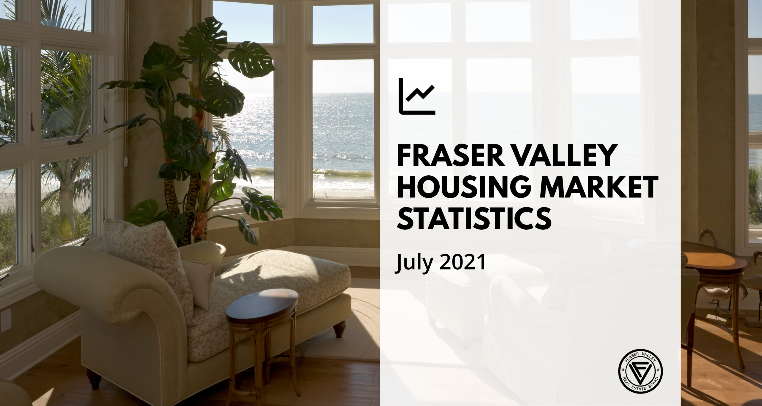 Fraser Valley home sales remained steady in July; lowest supply in forty years